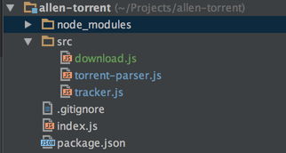 torrent protocol javascript